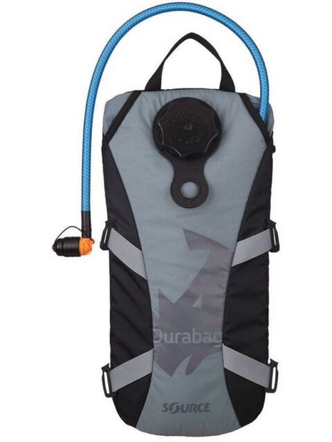 SOURCE Durabag Trinkrucksack 3l Gray/ Black